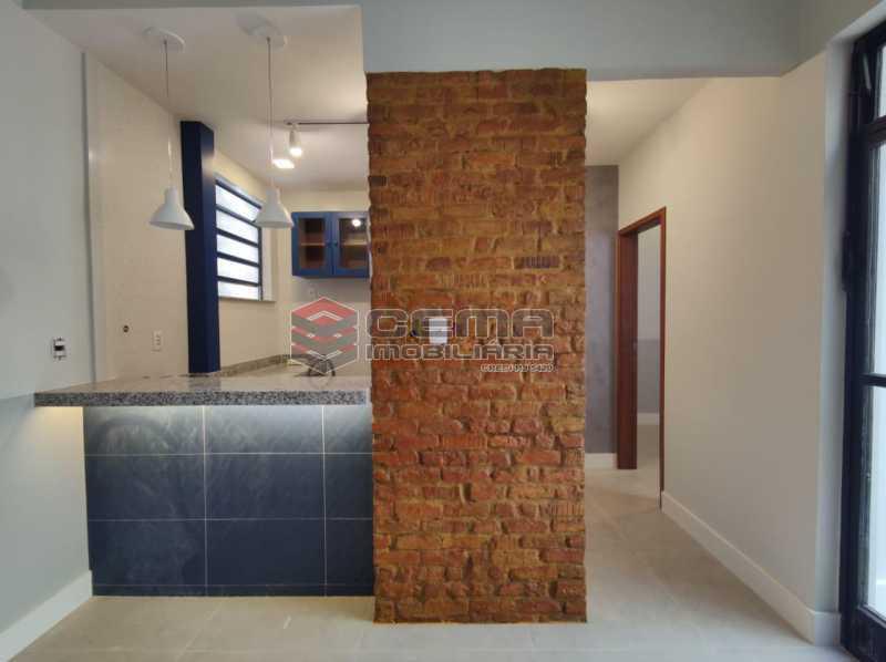 9 - Apartamento quarto e sala com area externa em Boatafogo - LAAP12824 - 10