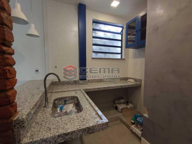 10 - Apartamento quarto e sala com area externa em Boatafogo - LAAP12824 - 11