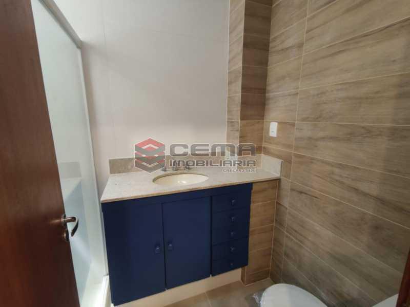 11 - Apartamento quarto e sala com area externa em Boatafogo - LAAP12824 - 12