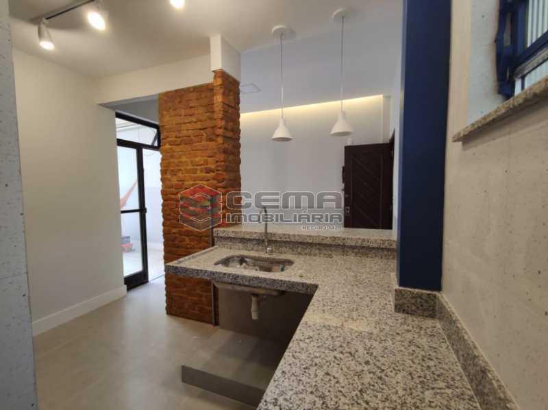 18 - Apartamento quarto e sala com area externa em Boatafogo - LAAP12824 - 19