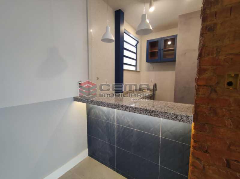 20 - Apartamento quarto e sala com area externa em Boatafogo - LAAP12824 - 21