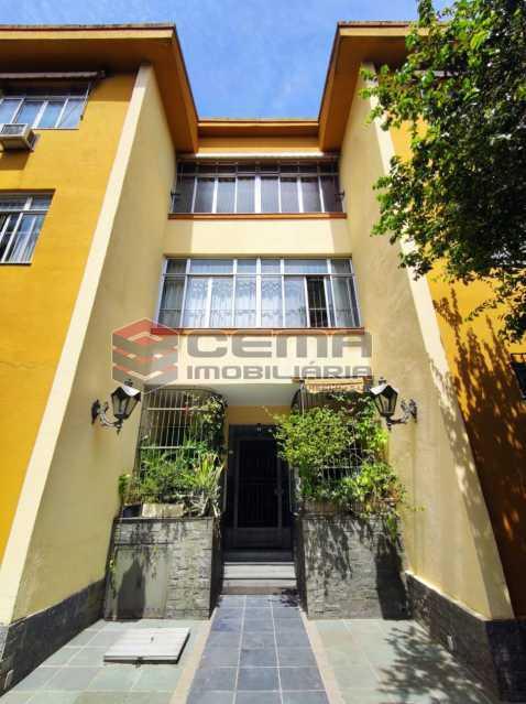 21 - Apartamento quarto e sala com area externa em Boatafogo - LAAP12824 - 22