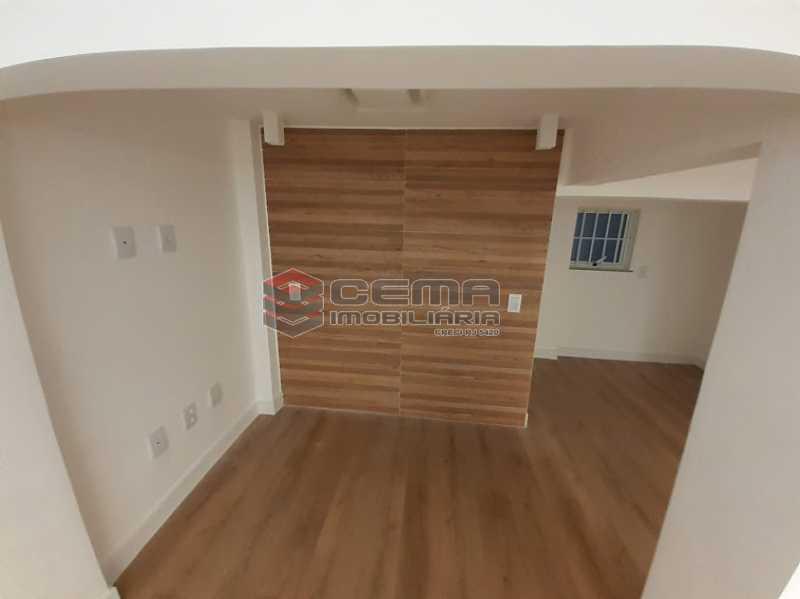 quarto superior 2 - Apartamento 1 quarto à venda Laranjeiras, Zona Sul RJ - R$ 459.000 - LAAP12825 - 14