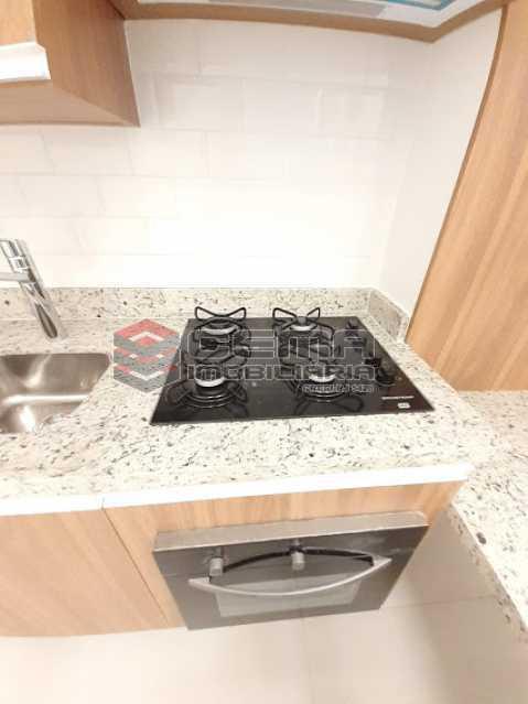 fogão  - Apartamento 1 quarto à venda Laranjeiras, Zona Sul RJ - R$ 459.000 - LAAP12825 - 18