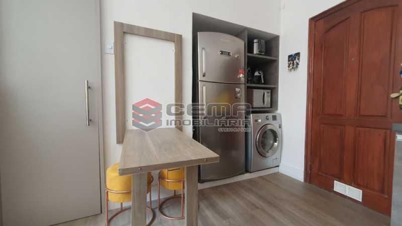 767116733710513 - Kitnet/Conjugado 26m² à venda Laranjeiras, Zona Sul RJ - R$ 310.000 - LAKI01381 - 6