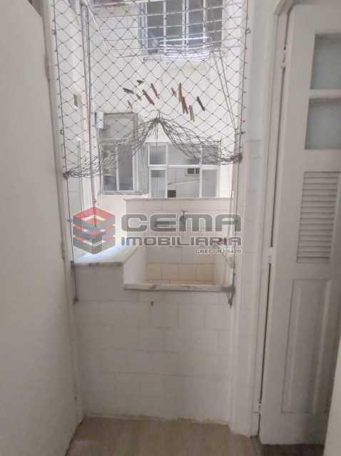 area - Excelente Apartamento Quarto e sala com vaga em Botafogo - LAAP12842 - 18