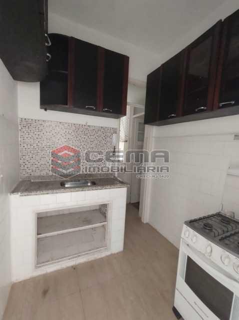 cozinha - Excelente Apartamento Quarto e sala com vaga em Botafogo - LAAP12842 - 15