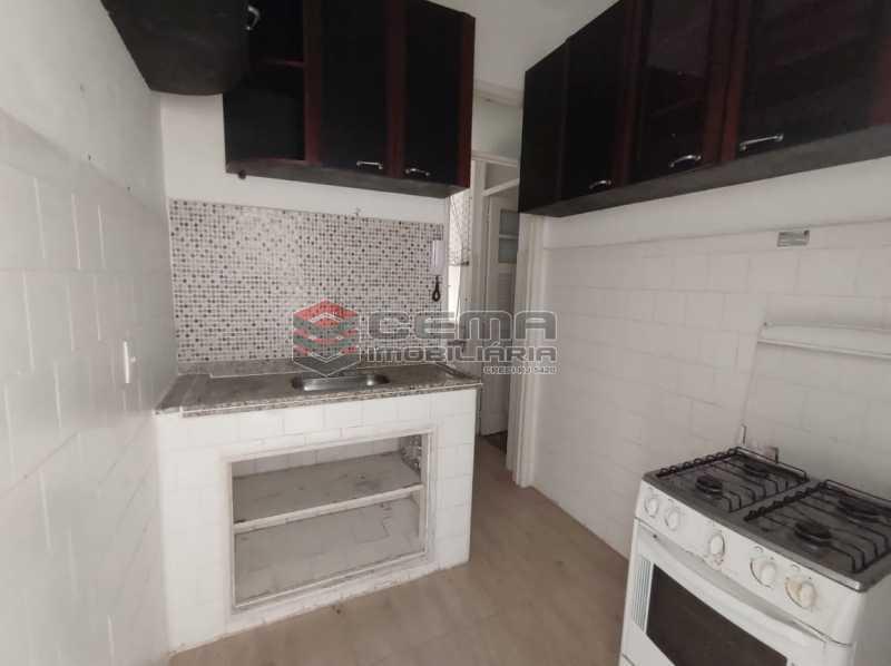 cozinha - Excelente Apartamento Quarto e sala com vaga em Botafogo - LAAP12842 - 14