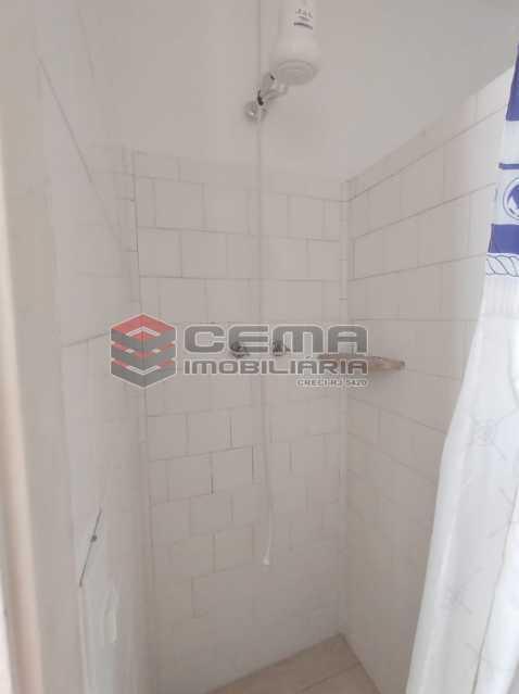 banheiro social - Excelente Apartamento Quarto e sala com vaga em Botafogo - LAAP12842 - 13