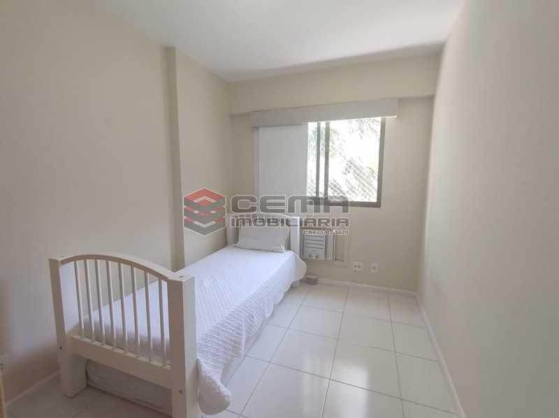quarto2 - Excelente Apartamento MOBILIADO com 2 quartos, suíte e vaga em Botafogo - LAAP25099 - 15