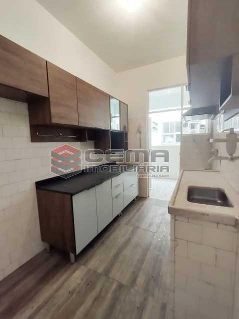 Cozinha 1 - Excelente apartamento de dois quartos no Flamengo. EXCLUSIVIDADE!! - LAAP25103 - 15