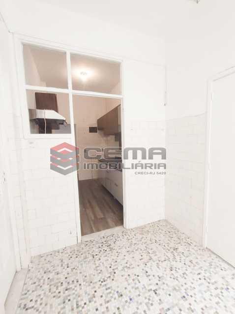 Dep. serviço 3 - Excelente apartamento de dois quartos no Flamengo. EXCLUSIVIDADE!! - LAAP25103 - 23