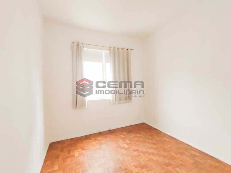 Primeiro quarto 1 - Excelente apartamento de dois quartos no Flamengo. EXCLUSIVIDADE!! - LAAP25103 - 7