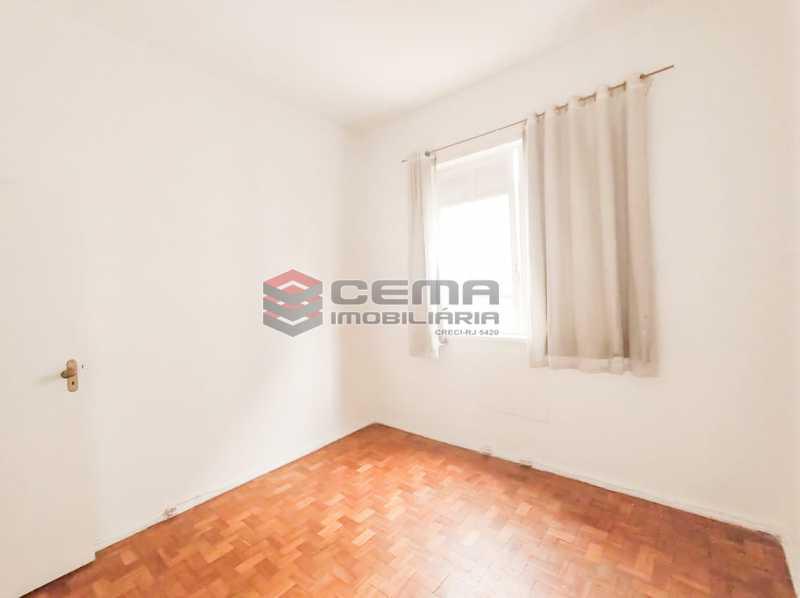 Primeiro quarto 2 - Excelente apartamento de dois quartos no Flamengo. EXCLUSIVIDADE!! - LAAP25103 - 8