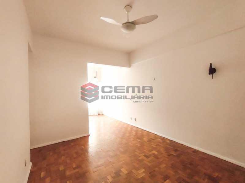 Sala 1 - Excelente apartamento de dois quartos no Flamengo. EXCLUSIVIDADE!! - LAAP25103 - 3