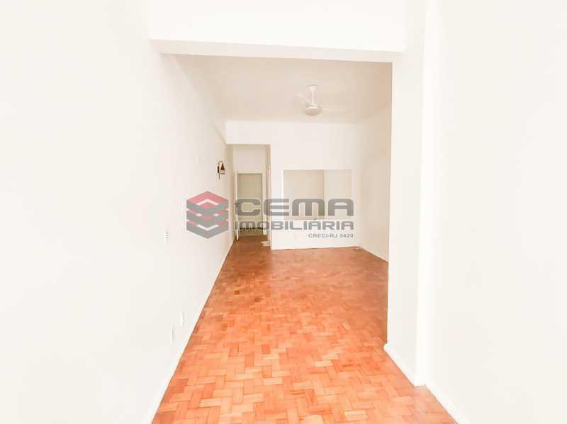 Sala 5. - Excelente apartamento de dois quartos no Flamengo. EXCLUSIVIDADE!! - LAAP25103 - 6