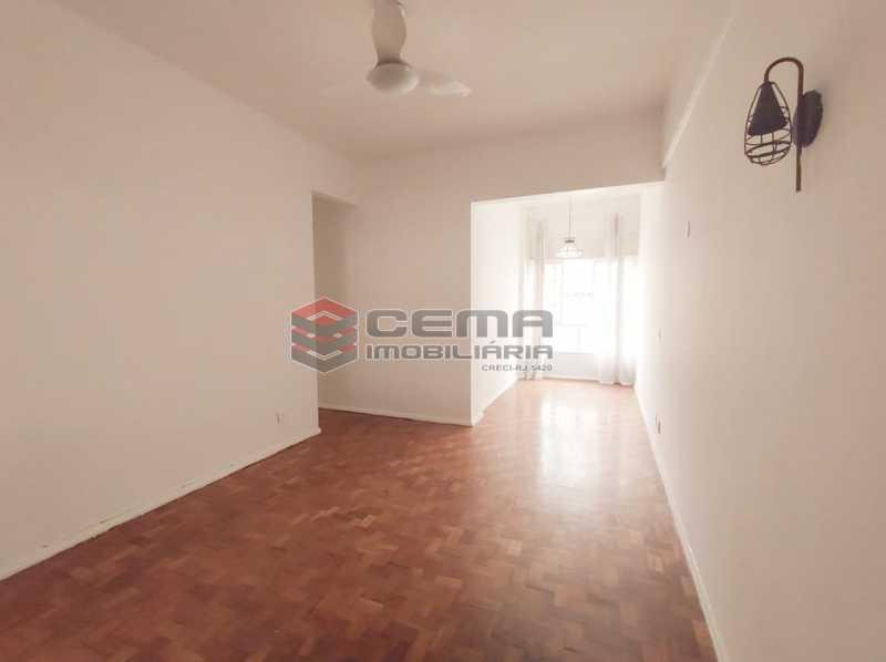 Sala3 - Excelente apartamento de dois quartos no Flamengo. EXCLUSIVIDADE!! - LAAP25103 - 1
