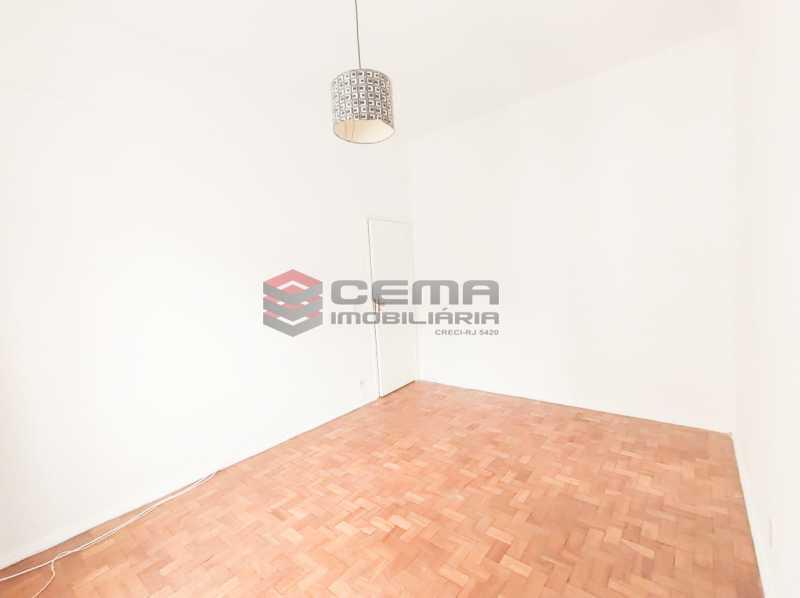 Segundo quarto 3 - Excelente apartamento de dois quartos no Flamengo. EXCLUSIVIDADE!! - LAAP25103 - 13