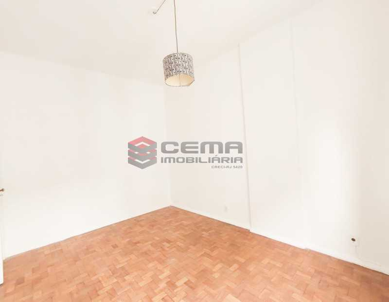 Segundo quarto 4 - Excelente apartamento de dois quartos no Flamengo. EXCLUSIVIDADE!! - LAAP25103 - 14