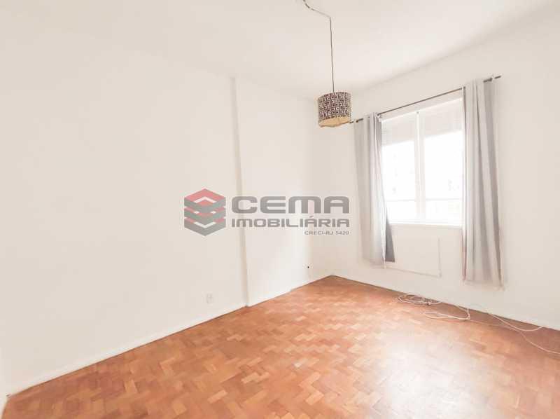 Segundo quarto 2 - Excelente apartamento de dois quartos no Flamengo. EXCLUSIVIDADE!! - LAAP25103 - 12