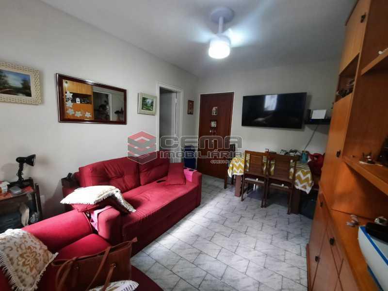 94a65eeb-bef2-40ba-92b6-0055b3 - Apartamento 1 quarto à venda Glória, Zona Centro RJ - R$ 420.000 - LAAP12838 - 4