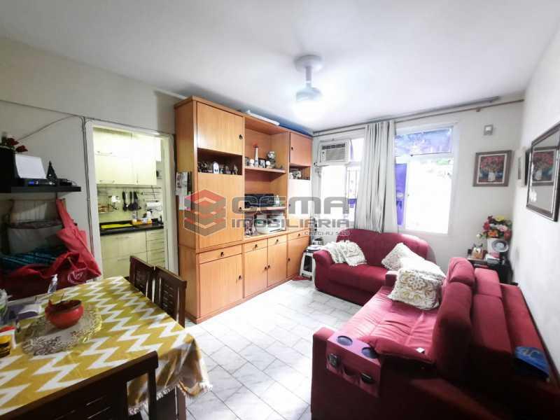 f6b07675-2d36-4429-8d85-540353 - Apartamento 1 quarto à venda Glória, Zona Centro RJ - R$ 420.000 - LAAP12838 - 1