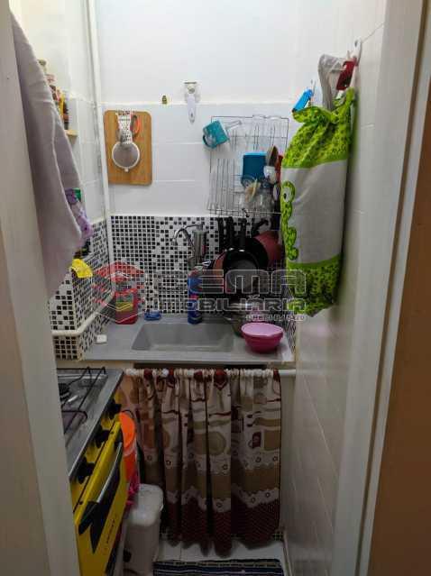 18 - Apartamento 1 quarto à venda Copacabana, Zona Sul RJ - R$ 328.000 - LAAP12839 - 19