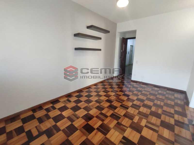 sala - Excelente Apartamento 2 quartos com vaga próximo a Santa Ursula em Botafogo - LAAP25109 - 4