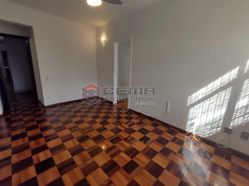 sala - Excelente Apartamento 2 quartos com vaga próximo a Santa Ursula em Botafogo - LAAP25109 - 5