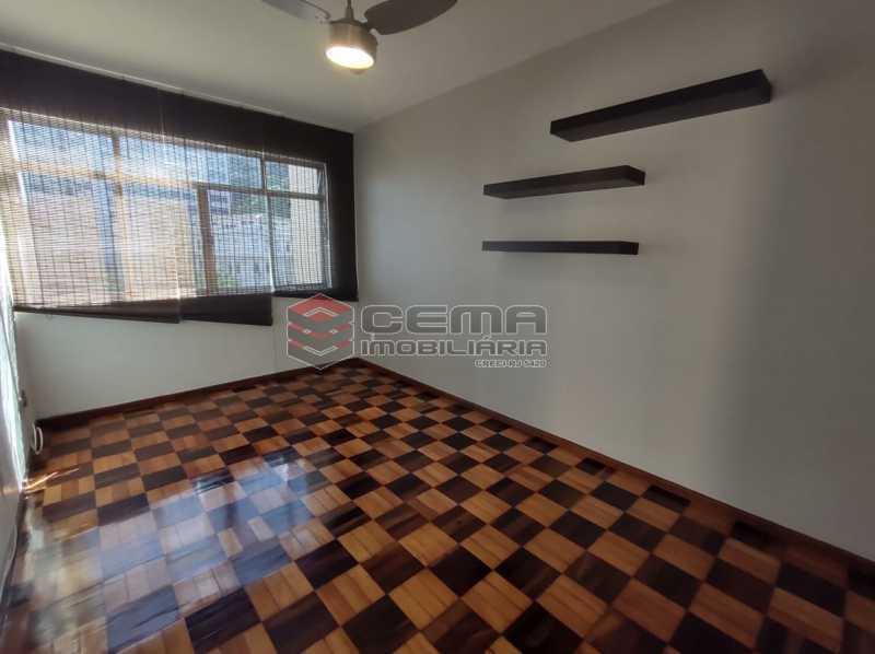 sala - Excelente Apartamento 2 quartos com vaga próximo a Santa Ursula em Botafogo - LAAP25109 - 6
