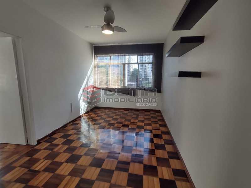 sala - Excelente Apartamento 2 quartos com vaga próximo a Santa Ursula em Botafogo - LAAP25109 - 3