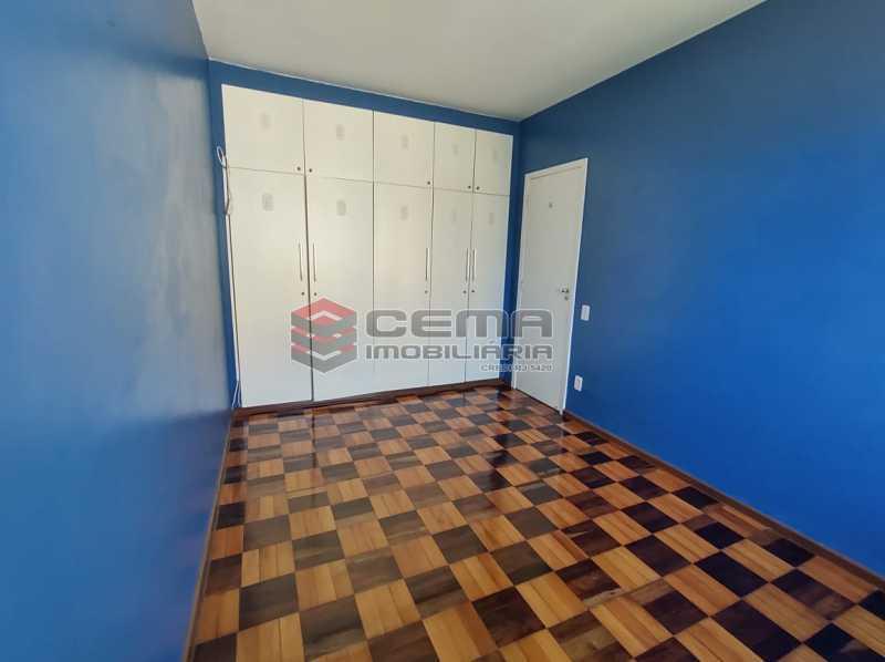 quarto 1  - Excelente Apartamento 2 quartos com vaga próximo a Santa Ursula em Botafogo - LAAP25109 - 7