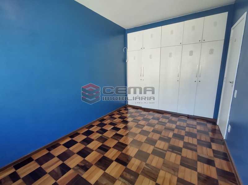 quarto 1  - Excelente Apartamento 2 quartos com vaga próximo a Santa Ursula em Botafogo - LAAP25109 - 8