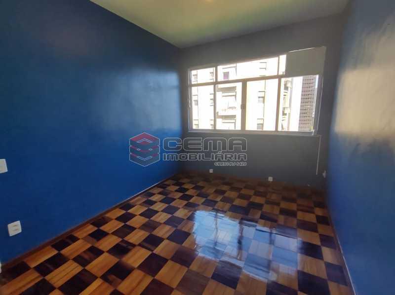 quarto 1  - Excelente Apartamento 2 quartos com vaga próximo a Santa Ursula em Botafogo - LAAP25109 - 9