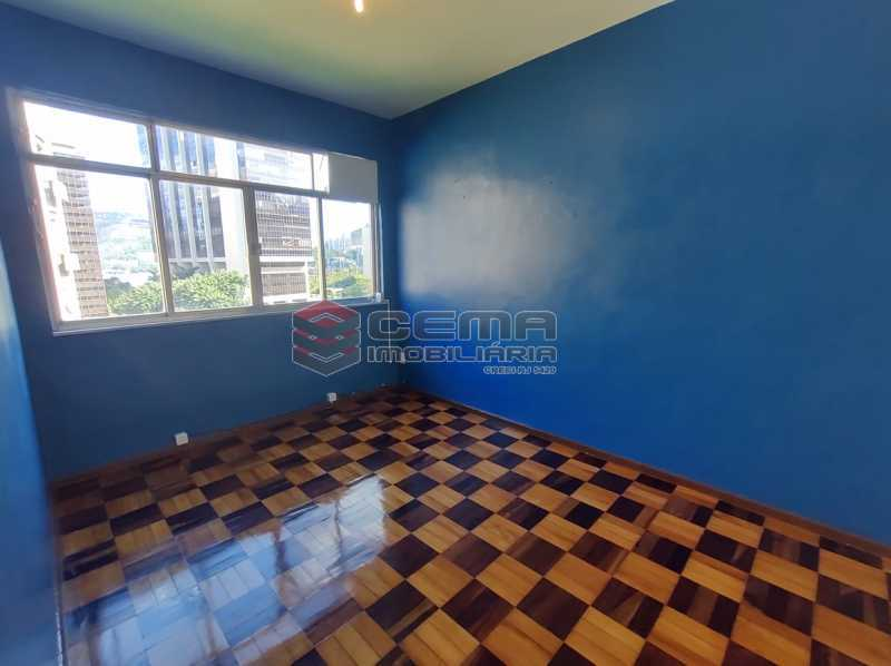 quarto 1  - Excelente Apartamento 2 quartos com vaga próximo a Santa Ursula em Botafogo - LAAP25109 - 10