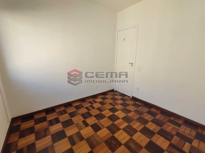 quarto 2  - Excelente Apartamento 2 quartos com vaga próximo a Santa Ursula em Botafogo - LAAP25109 - 12