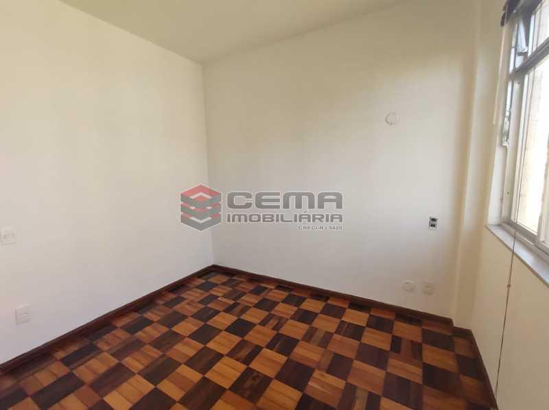 quarto 2  - Excelente Apartamento 2 quartos com vaga próximo a Santa Ursula em Botafogo - LAAP25109 - 13