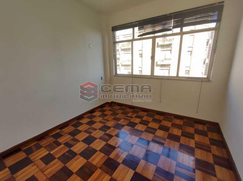quarto 2  - Excelente Apartamento 2 quartos com vaga próximo a Santa Ursula em Botafogo - LAAP25109 - 14