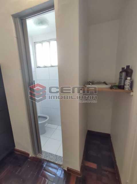 dependencia - Excelente Apartamento 2 quartos com vaga próximo a Santa Ursula em Botafogo - LAAP25109 - 25