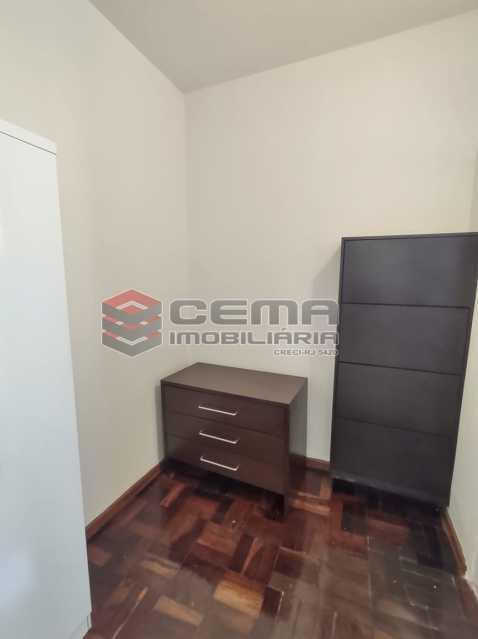 dependencia - Excelente Apartamento 2 quartos com vaga próximo a Santa Ursula em Botafogo - LAAP25109 - 24