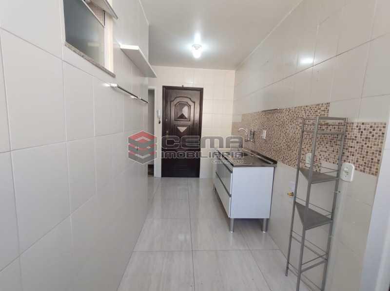 cozinha - Excelente Apartamento 2 quartos com vaga próximo a Santa Ursula em Botafogo - LAAP25109 - 22