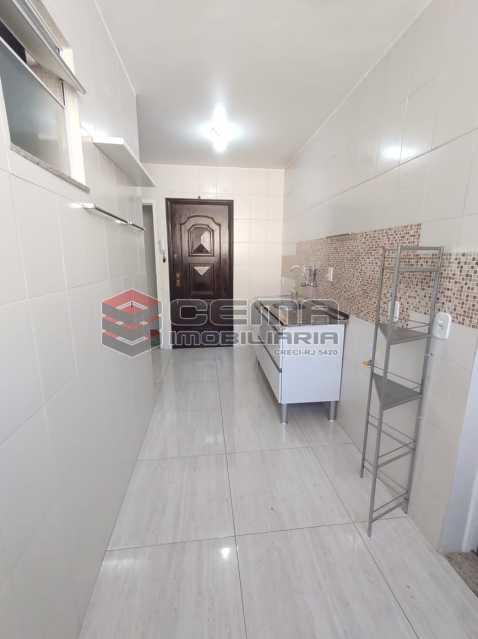 cozinha - Excelente Apartamento 2 quartos com vaga próximo a Santa Ursula em Botafogo - LAAP25109 - 21