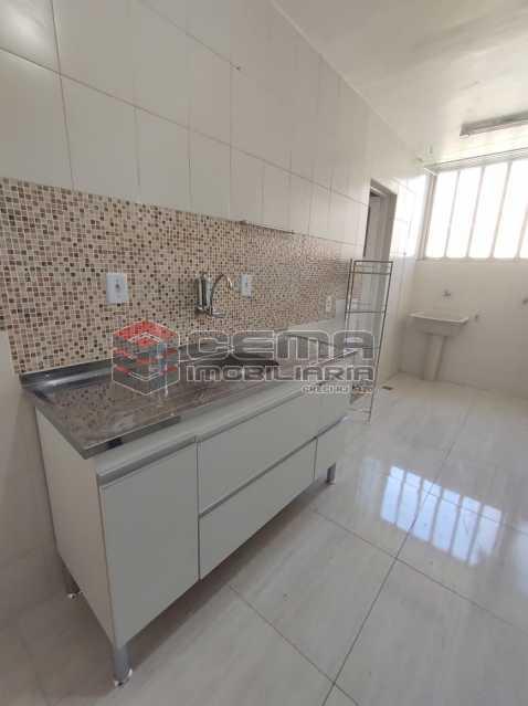 cozinha - Excelente Apartamento 2 quartos com vaga próximo a Santa Ursula em Botafogo - LAAP25109 - 20