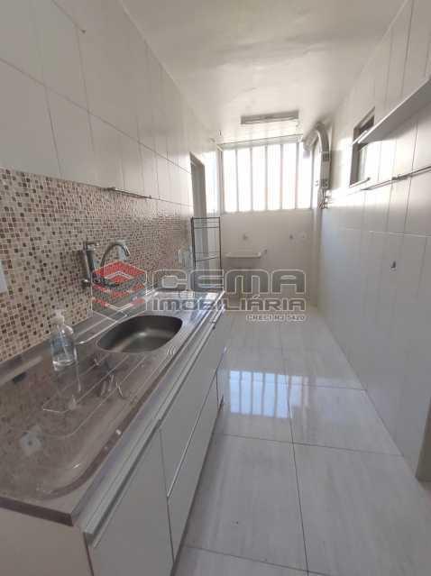 cozinha - Excelente Apartamento 2 quartos com vaga próximo a Santa Ursula em Botafogo - LAAP25109 - 19
