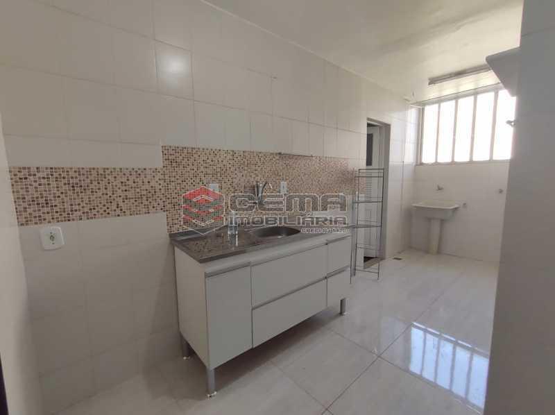 cozinha - Excelente Apartamento 2 quartos com vaga próximo a Santa Ursula em Botafogo - LAAP25109 - 18