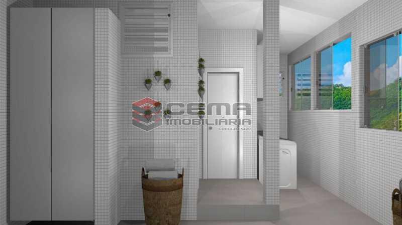 2bc6357b091f73c59d90bcfb210912 - Cobertura 3 quartos à venda Botafogo, Zona Sul RJ - R$ 1.690.000 - LACO30298 - 5
