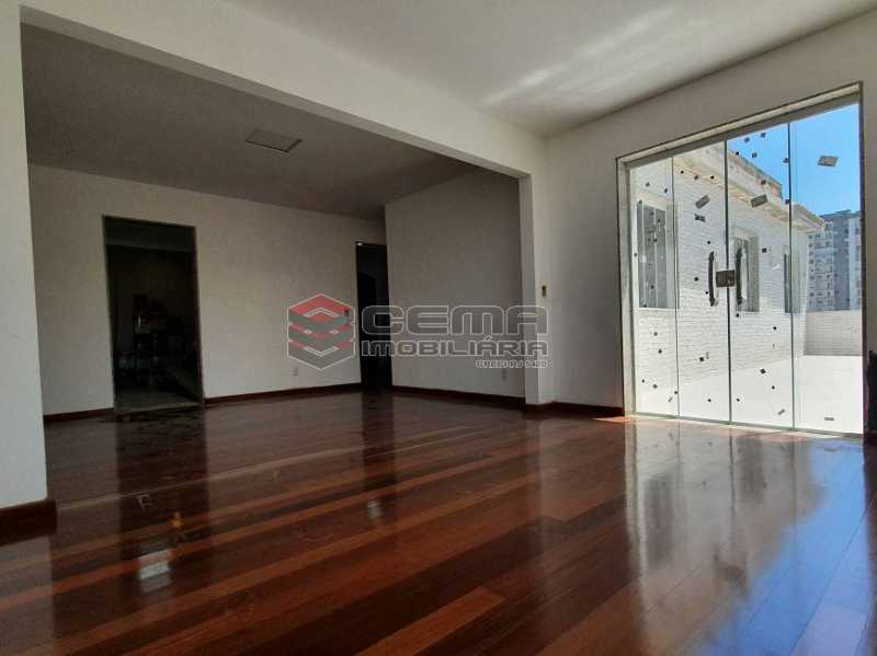 3ce4f98eaf97fa5af1a4598a8675e6 - Cobertura 3 quartos à venda Botafogo, Zona Sul RJ - R$ 1.690.000 - LACO30298 - 3