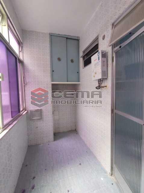area de serviço - Excelente Apartamento 2 quartos na Tijuca - LAAP25110 - 16