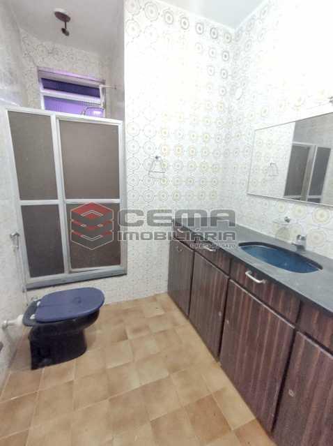 banheiro social - Excelente Apartamento 2 quartos na Tijuca - LAAP25110 - 13