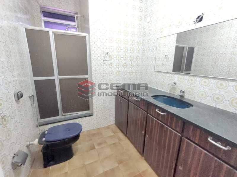 banheiro social - Excelente Apartamento 2 quartos na Tijuca - LAAP25110 - 14